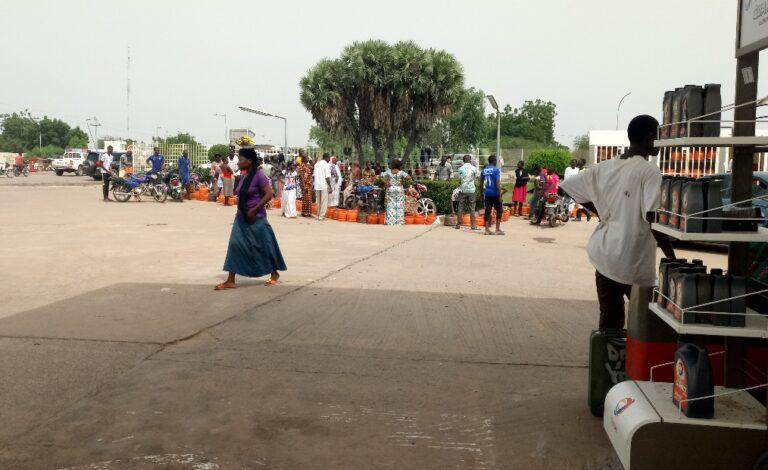 Tchad: pénurie de gaz butane, le prix en hausse