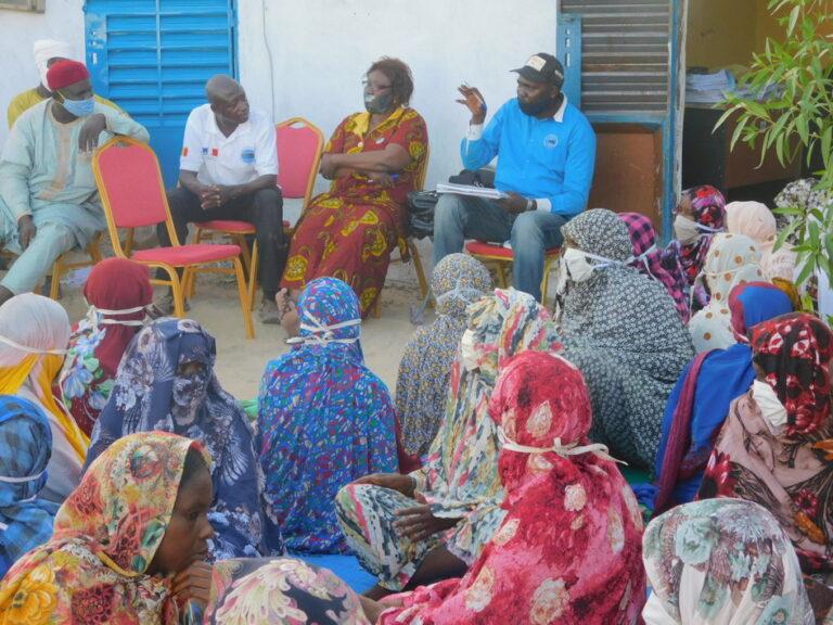 Tchad: la France Soutien  l'ONG ACHDR pour la mise en œuvre des activités dans la province du Lac