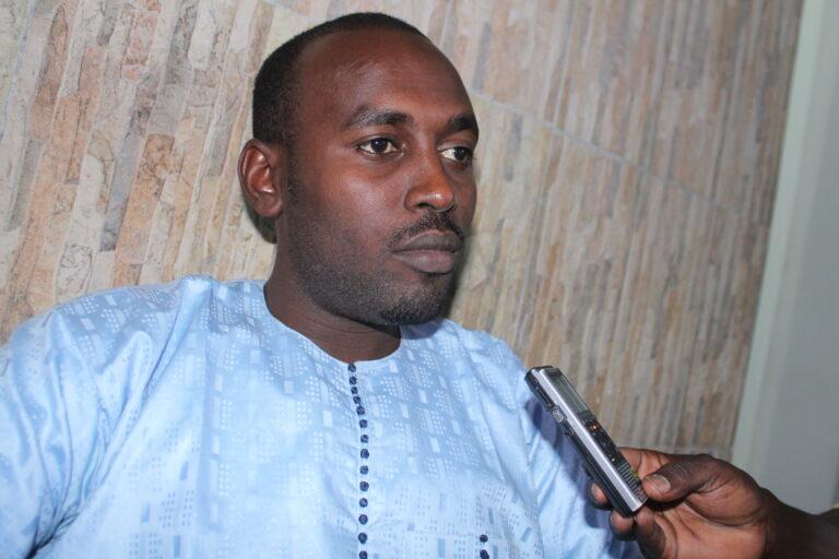 """Société : """"Il n'y a qu'un membre démissionnaire dans le bureau du Conseil national consultatif de la Jeunesse"""" assure Mahamat Souleyman Djibrine"""