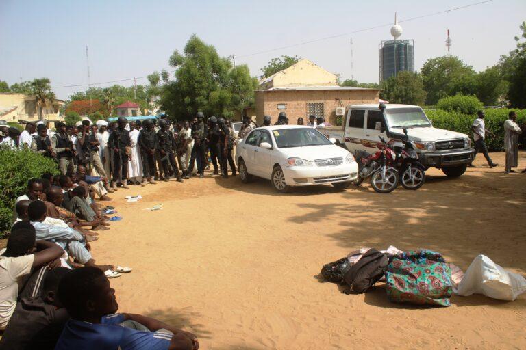 Tchad : des présumés malfrats appréhendés à N'Djamena par la police