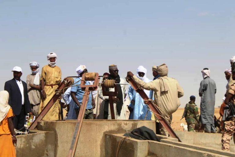 Elevage : des puits pastoraux pour maintenir les éleveurs dans leurs campements au Batha