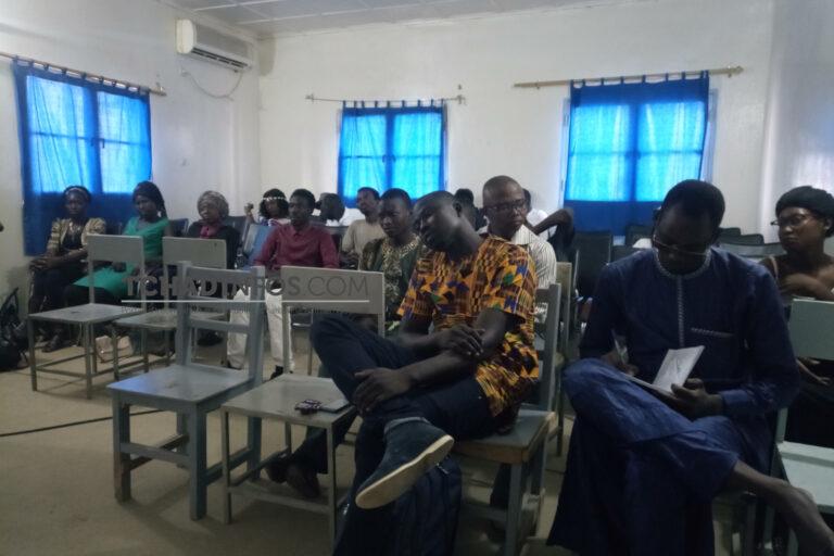 Culture : du slam en langue maternelle pour valoriser les langues africaines