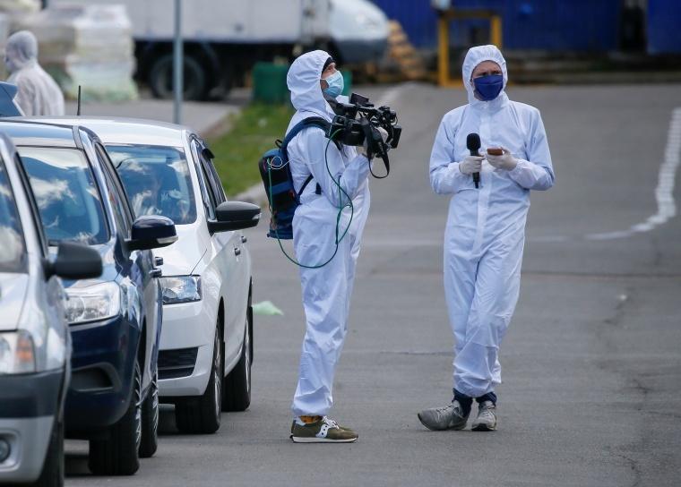 Covid-19: 602 journalistes décédés dans le monde dont 28 en Afrique