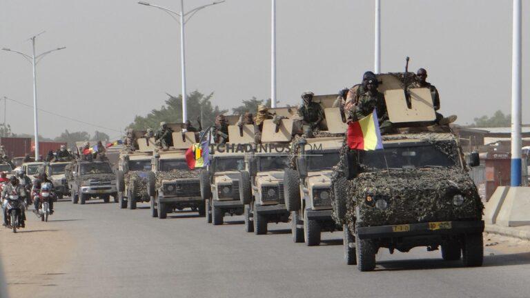 Tchad : les soldats en intervention au Nigeria sont rentrés définitivement