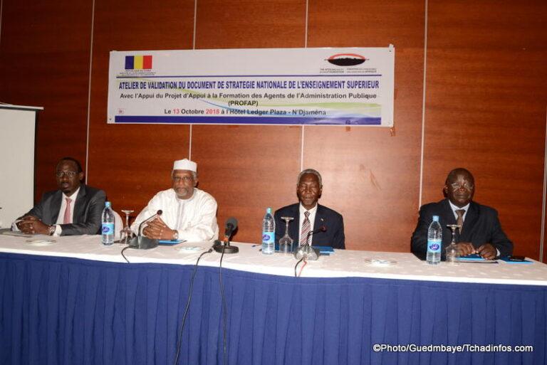 Tchad: Une stratégie nationale pour l'Enseignement supérieur en cours de validation
