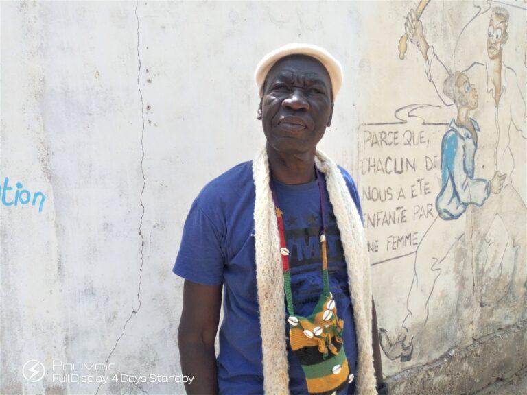 Tchad : Papa Téra, le sexagénaire toujours actif dans la sphère culturelle tchadienne