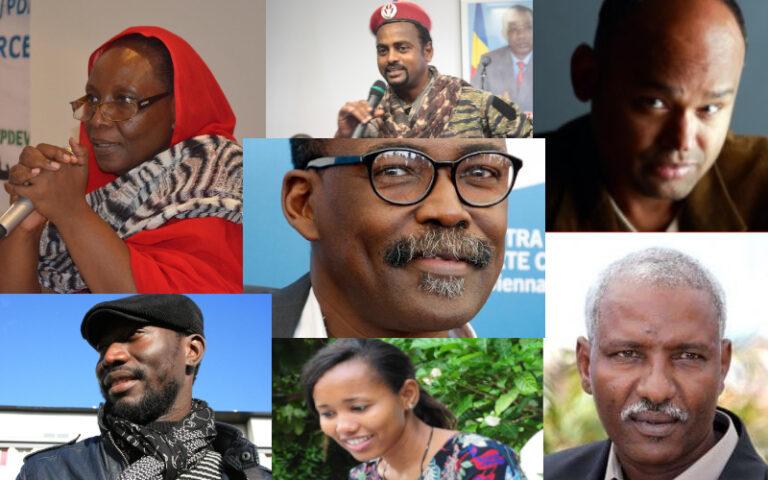 Tchad: les figures emblématiques du cinéma