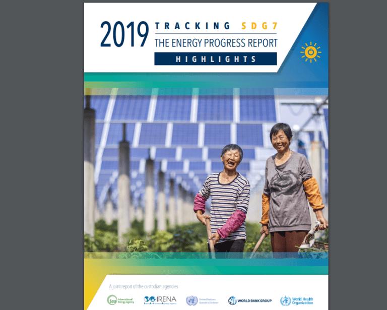 Tchad : « 11% seulement de la population a accès à l'électricité », indique le rapport sur le progrès énergétique 2019