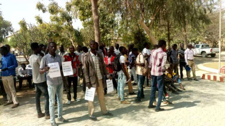 Tchad : une dizaine d'étudiants demandant le départ du Recteur de N'Djamena sont arrêtés