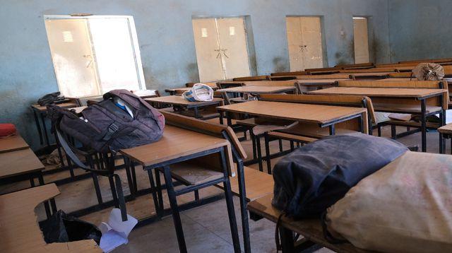 Nigeria : des écoliers enlevés par des hommes armés lors de l'attaque d'une école