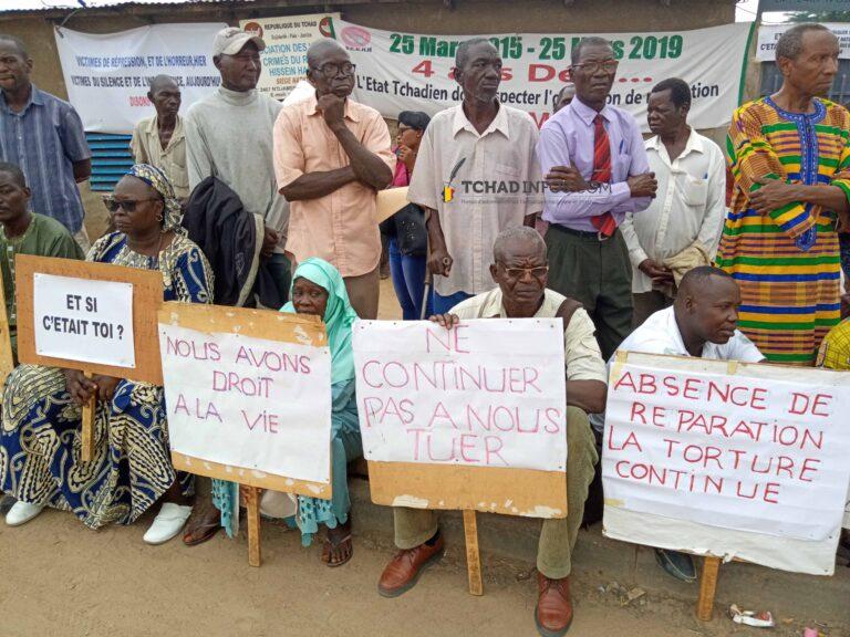 Tchad : de 2015 à nos jours, 136 victimes de Hissein Habré sont mortes sans jouir de leurs droits
