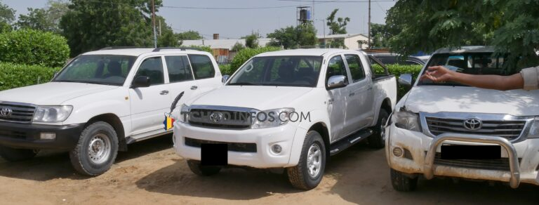 Tchad : le vol des véhicules va grandissant à N'Djamena
