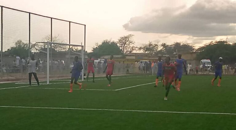 Football : Renaissance football club d'Abéché qualifiée pour la Linafoot