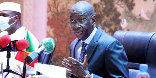 Mali : le Premier ministre Moctar Ouane reconduit juste après sa démission