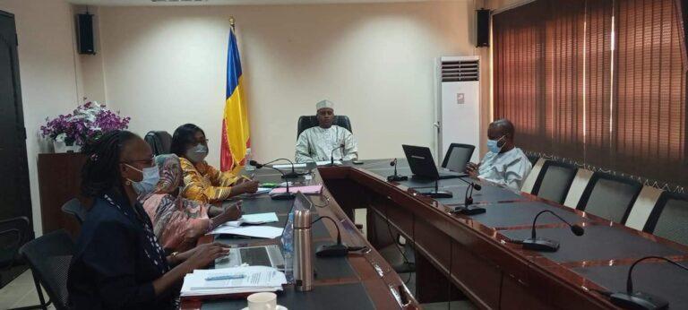 Tchad : le ministre de la Santé participe virtuellement à l'Assemblée mondiale de la santé