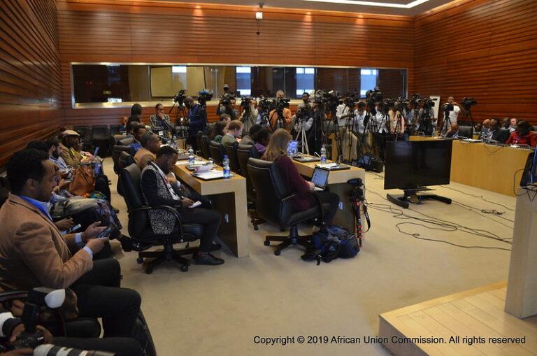 Le Conseil de paix et de sécurité de l'Union africaine examinera le cas du Tchad à sa prochaine réunion