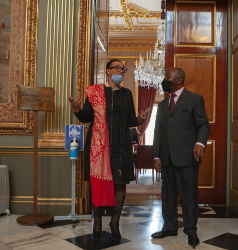 Le Gabon, pays francophone, espère intégrer le Commonwealth