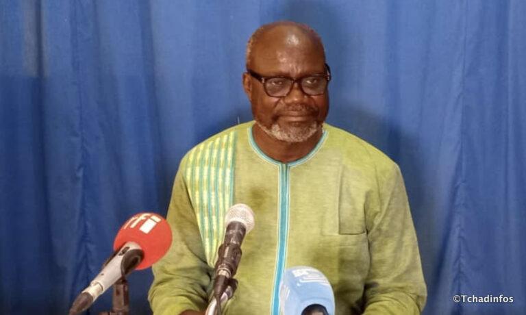 Tchad : Avocksouma Djona désavoue Kebzabo
