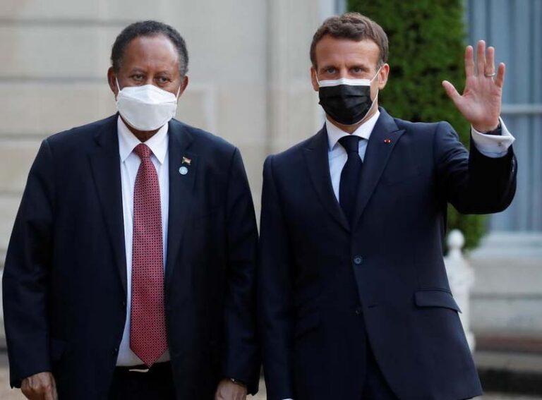 La France décide de l'annulation d'une créance de 5 milliards de dollars en faveur du Soudan