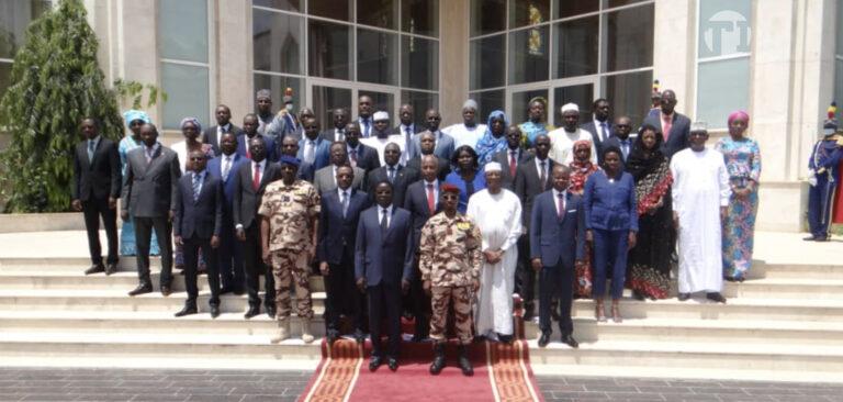 Tchad : ce qu'il faut retenir du premier conseil des ministres du gouvernement de transition