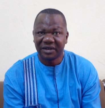 """L'équipe de Pahimi Padacké Albert est un gouvernement de """"pré-transition"""", selon le politologue et juriste, Dr Maoundonodji Gilbert"""