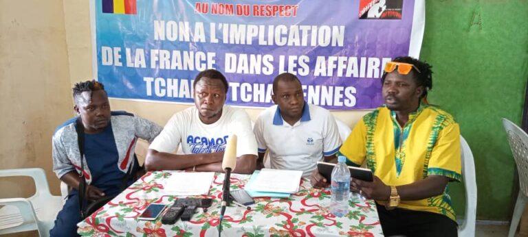 Tchad:  la plateforme ANDUR soutient la marche du 8 mai lancée par Wakit Tama
