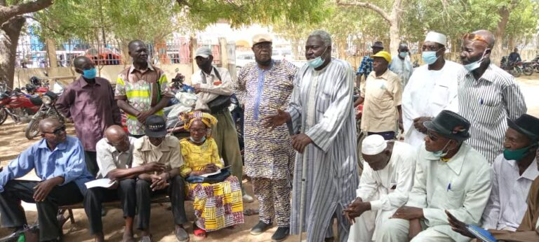 Tchad : dépassés, les retraités appellent à un sit-in ce mercredi 12 mai 2021