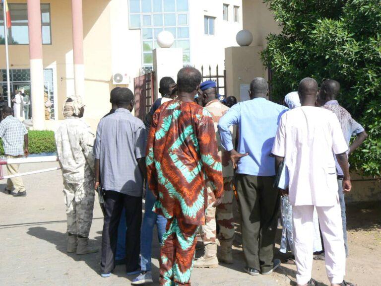 Tchad: le sit-in avorté des retraités