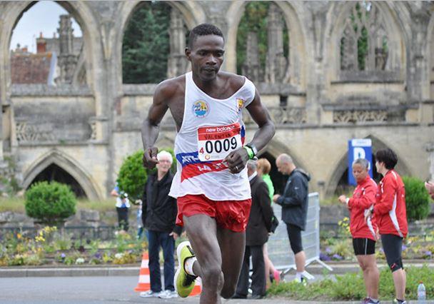 Tchad-Athlétisme : Bétoudji Valentin participe ce 16 mai à un marathon à Milan en Italie