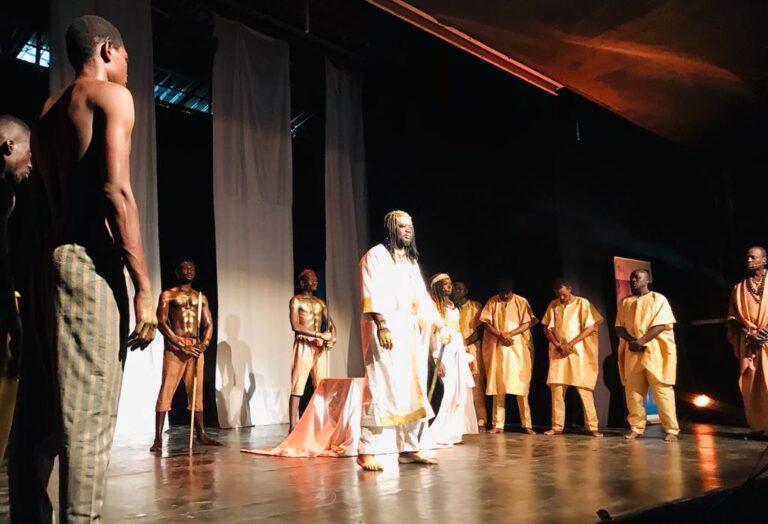 Culture : des décombres à la lumière des Sao, l'opera de Rap de l'artiste Sultan