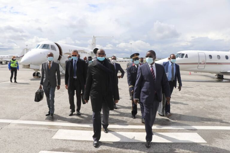 Tchad : le Premier ministre de transition effectue sa première sortie en France