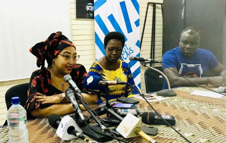 Le Tchad accueille l'écrivaine camerounaise Djaili Amal Amadou, lauréate du prix Goncourt des lycéens 2020