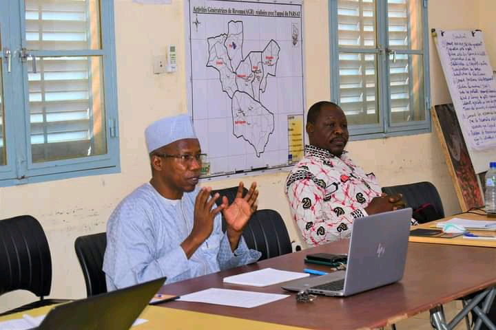 Mongo : préparation du Plan de travail et budget annuel d'un programme régional