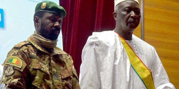 Mali : le président Bah Ndaw et le Premier ministre Moctar Ouane sont libérés