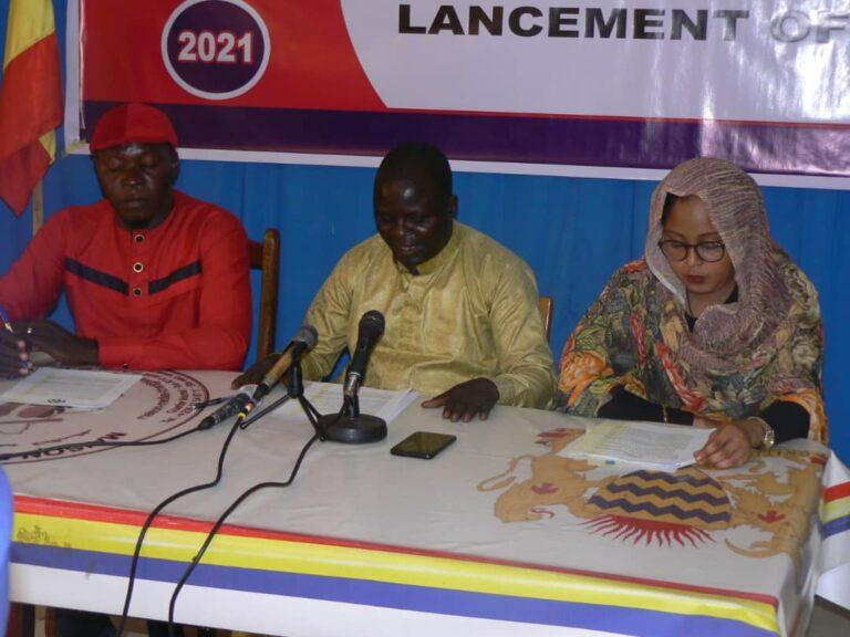 Tchad : la plateforme ''Ma nation'' pour la défense des libertés civiles