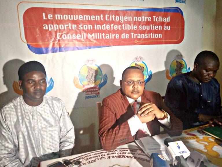 """Le Mouvement citoyen notre Tchad  soutient le CMT et lance l'opération """"rendre visite à mon voisin"""""""