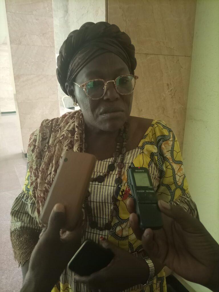 Djangbeye Rebecca, la seule femme cheffe de canton au Tchad