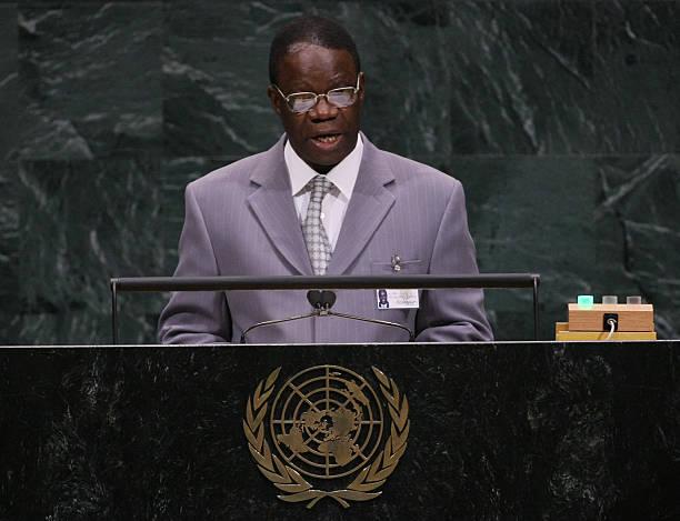 Voici le parcours de Basile Ikouébé, le Représentant spécial du Président de la Commission de l'UA au Tchad