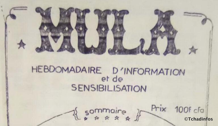 Histoire : Dans le sillage du Comité permanent est lancé Mula, journal de combat et de sensibilisation