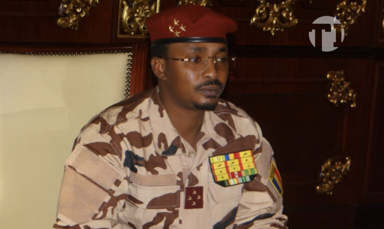 """Tchad : """"l'armée est nationale et républicaine"""", Mahamat Idriss Deby"""