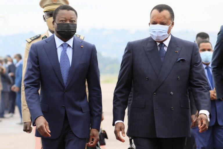 Les présidents Denis Sassou et Faure Gnassingbé appellent à une transition inclusive au Tchad
