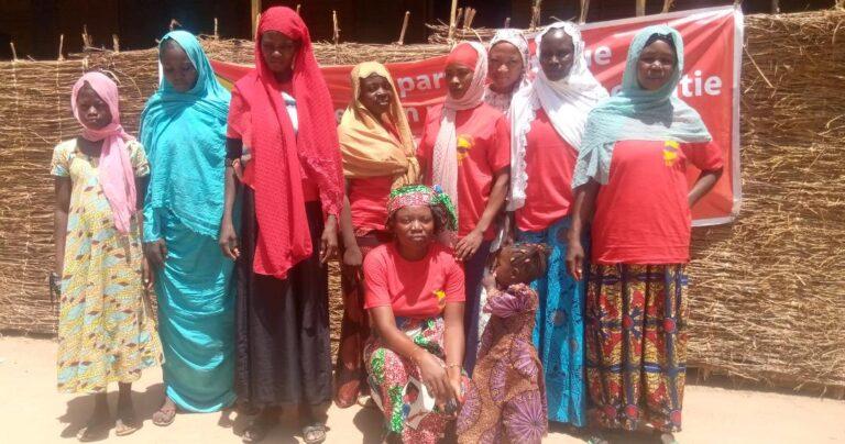 Le parti CDF vole au secours des démunis de Mongo