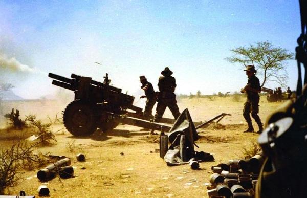 Ephéméride: Il y a 41 ans prit fin l'opération française Tacaud au Tchad
