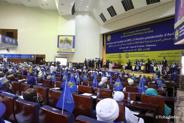 10e Congrès extraordinaire du MPS : voici la liste du Comité d'organisation