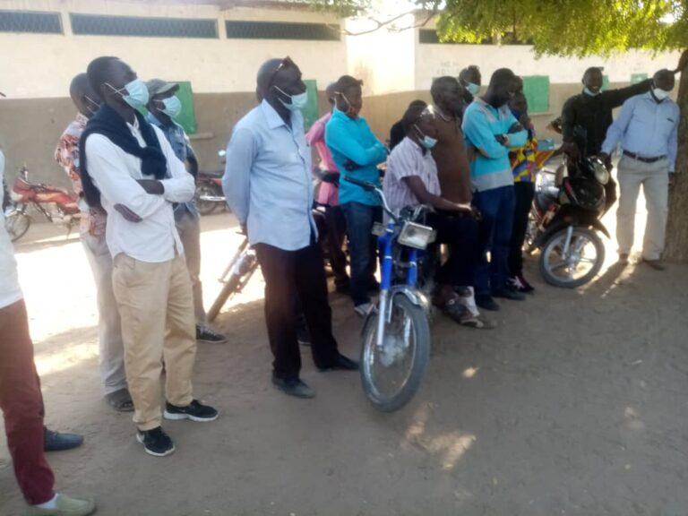 Tchad : les diplômés sans emploi se déchirent