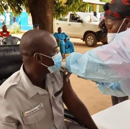La vaccination contre la Covid-19 est aussi lancée à Moundou