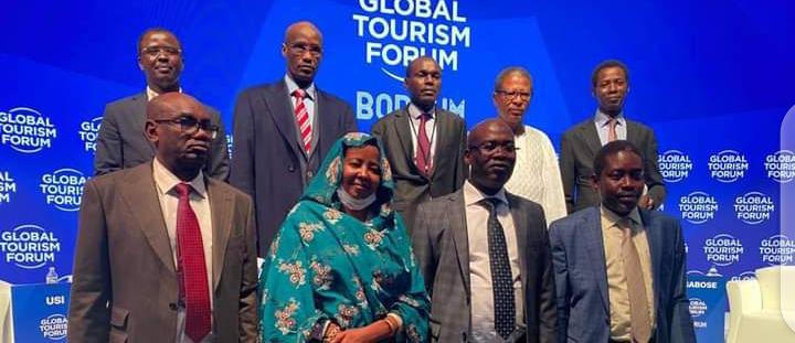Le ministre Fayçal Ramat Issa promeut le tourisme tchadien en Turquie