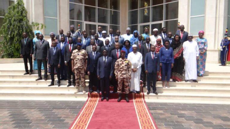Tchad : voici ce que l'on  peut retenir des 30 jours du gouvernement de transition