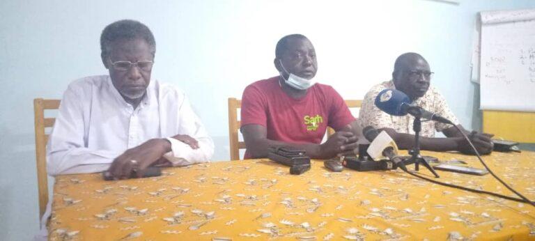 Tchad : Wakit Tama menace de redescendre dans la rue suite à la création du comité ad hoc de sélection des candidatures au CNT