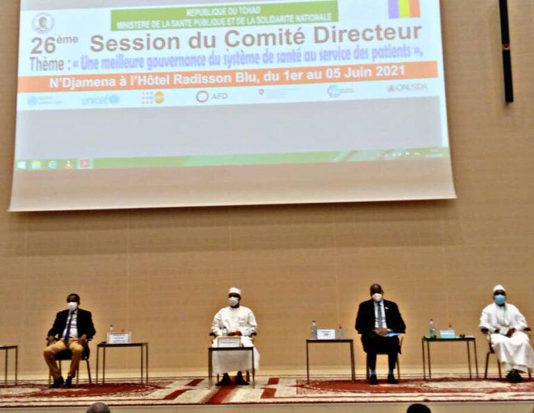 Tchad : diagnostic des défis  liés à la Santé publique et à la Solidarité nationale